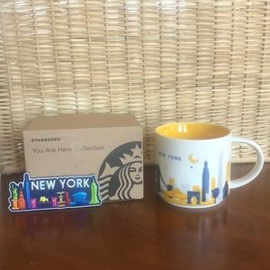 STARBUCKS | NIOB New York YOU ARE HERE Collection